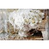 Oliver Gal Serving Roses Canvas Print, Oliver Gal