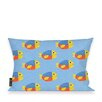Oliver Gal Happy Fish Throw Pillow