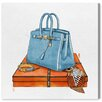Oliver Gal 'My Bag Collection III' Painting Print on Canvas