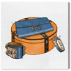 Oliver Gal 'My Bag Collection V' Painting Print on Canvas
