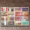 "Oliver Gal LAB Creative ""Goodtimes Tunes"" High Gloss Canvas Art"
