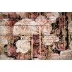 Oliver Gal 'Shabby Elegance Romance' Painting Print