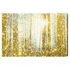 Oliver Gal Magical Forest Graphic Art on Wrapped Canvas