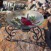 Table Top Stand Birdbath - Evergreen Flag & Garden Bird Baths