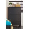 Progressive Furniture Inc. Diego 5 Drawers Chest