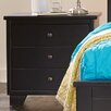 Progressive Furniture Inc. Diego 3 Drawers Nightstand