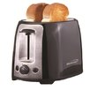 Brentwood Appliances 2 Slice Cool Touch/Wide Slot Toaster