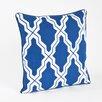 Saro Melilla Moroccan Design Throw Pillow