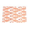Saro Tangier Ikat Design Printed Placemat (Set of 4)