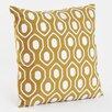 Saro Moroccan Cotton Throw Pillow