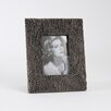 Saro Beaded Photo Picture Frame