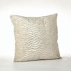 Saro Sequined  VelvetThrow Pillow