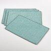 Saro Celena Whip Stitched Design Placemat (Set of 4)