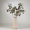 Saro Faux Botanicals Decorative Green Lantern Branch (Set of 4)