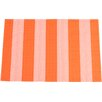 Saro Striped Design Placemat (Set of 4)