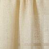 Saro Passe-Partout Single Curtain Panel