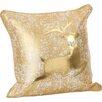 Saro Donnelou Cotton Throw Pillow