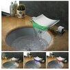 Kokols Double Handle Widespread Vessel Sink Faucet