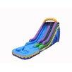 JumpOrange 18' Sunrise Super Wet/Dry Slide