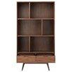 """Nuevo 64"""" Cube Unit Bookcase"""