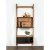 "Nuevo Theo 83"" Accent Shelves Bookcase"