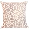 Sustainable Threads Philadelphia Lounge Cotton Throw Pillow