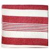 Sustainable Threads Striped Cotton Beach Blanket