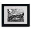 """Trademark Fine Art """"Union Station Shops"""" by Gregory O'Hanlon Matted Framed Photographic Print"""