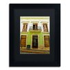 "Trademark Fine Art ""Old San Juan 5"" by CATeyes Framed Photographic Print"