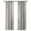 INK+IVY Ankara Single Curtain Panel