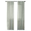 INK+IVY Nakita Linen Single Curtain Panel