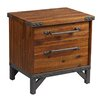 INK+IVY Lancaster 2 Drawer Nightstand