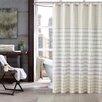 INK+IVY Sutton Cotton Printed Shower Curtain