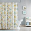 INK+IVY Woodland Printed Shower Curtain