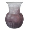 Entrada Frosted Flower Vase