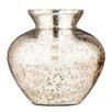 Entrada Silver Antique Vase