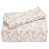 Laura Ashley Home Victoria Flannel Sheet Set