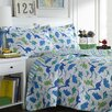 Laura Ashley Home Dinosaurs Quilt Set
