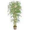 Laura Ashley Home Silk Bamboo Tree in Basket