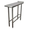 Advance Tabco Equipment Filler Stainless Steel Top Workbench