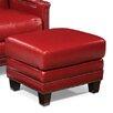 Palatial Furniture Prescott Leather Ottoman