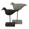 Selectives 2 Piece Shore Birds Statue Set