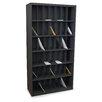 Marvel Office Furniture Mailroom Vertical Sorter with 42 Pockets