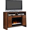 Loon Peak Maud TV Stand with Electric Fireplace