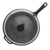 Chasseur Chasseur 11-inch French Enameled Cast Iron Fry pan with Glass Lid