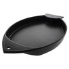 Chasseur Chasseur 16-inch French Cast Iron Fish-shaped Grill