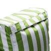 Jaxx Juniper Outdoor Striped Bean Bag Chair