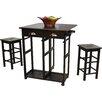 Carolina Cottage Remick 3 Piece Bar Set