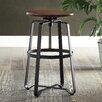 Carolina Cottage Liv Adjustable Height Swivel Bar Stool