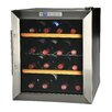 Kalorik 16 Bottle Single Zone Freestanding Wine Refrigerator